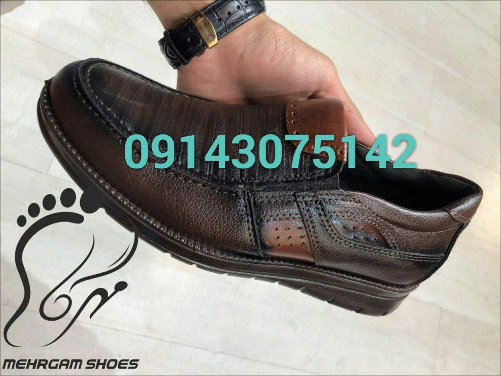 قیمت کفش چرم آفاق