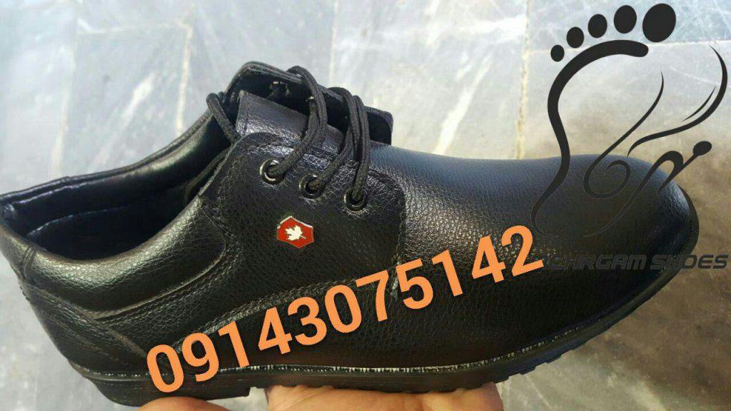 انواع کفش مردانه چرم آفاق تبریز