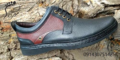 سفارش عمده کفش مردانه چرم تبریز