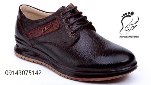 خرید کفش چرم مردانه صادراتی