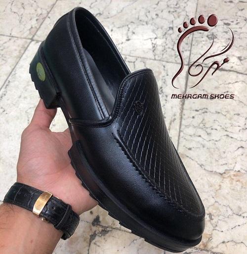 کفش کارمندی مدل راحتی