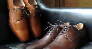 کارخانه تولید کفش مردانه