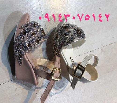 عکس مدل های کفش مجلسی دخترانه