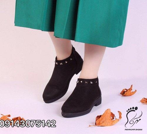 انواع مدل کفش زنانه شیک